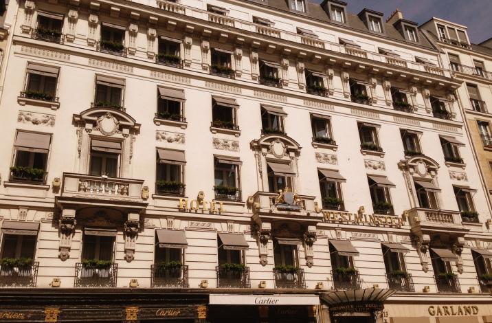 hotel westminster rue de la paix | myfavoritelist