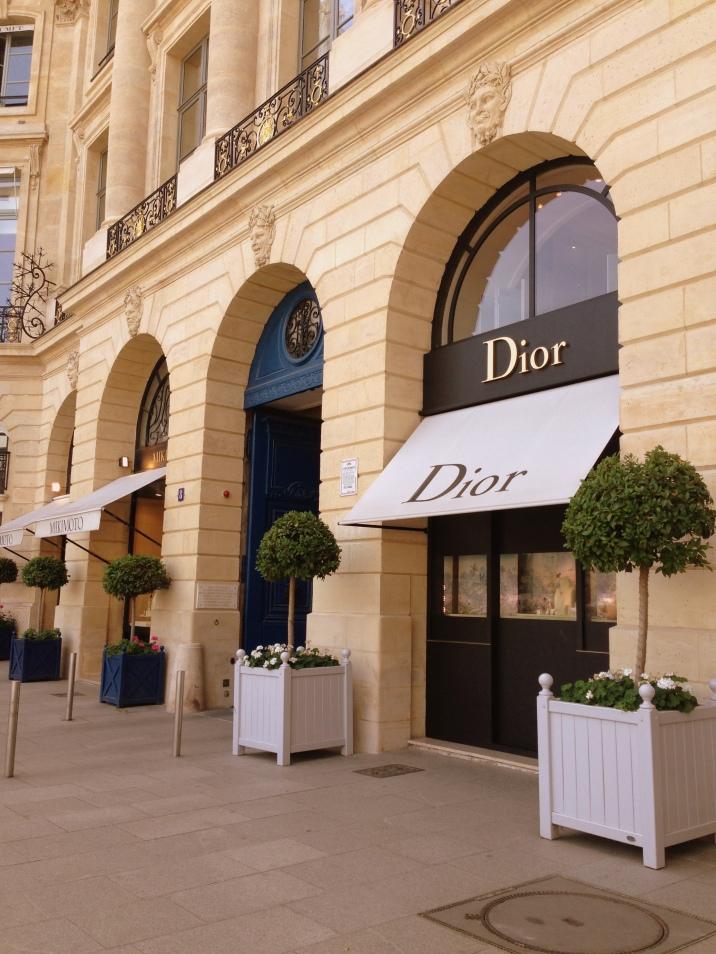 Dior Place de la Vendome | myfavoritelist