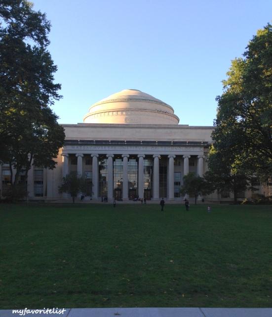 MIT Building - myfavoritelist